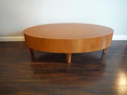 OFS Veneer Coffee Table