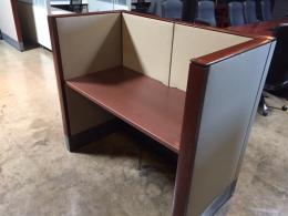 Pre-Owned Haworth Premise Workstations 4X2
