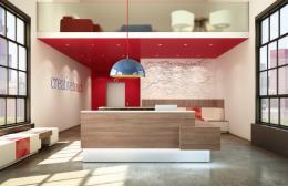 Beautiful Contemporary Reception Desks