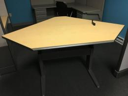 Ethospace Adjustable Height Corner Desk