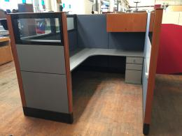 HAWORTH Used Office Cubicles