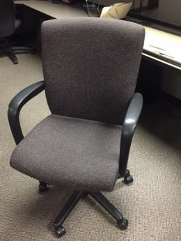 Kimball Stature High Back Chair