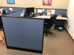 Used 8 x 8 Cubicles