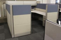 Herman Miller Ethospace Cubicles with Towers