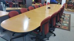 Herman Miller Eames 16ft Conference Table