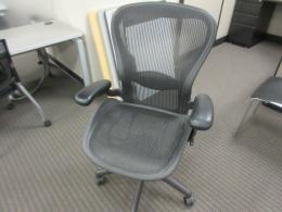 Aeron size C task chairs