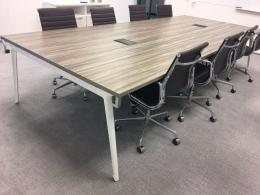 Cool Industrial Style Friant Conference Table