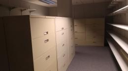 Steel Case Files with Recessed Handles
