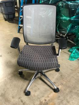 Pre Owned Foucs Executive High Back Chair