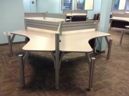 120 Degree Workstations By Tayco