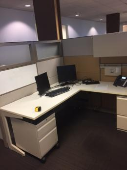 Teknion 6x6 Cubicles