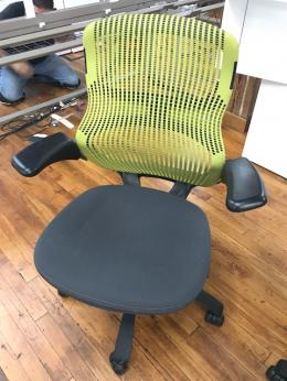 Pre-Owned Knoll Generation Chairs