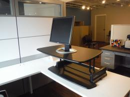 Varidesk Pro 36 Sit to Stand Desk
