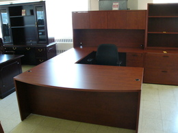 Desks (Laminate, Wood and Metal)