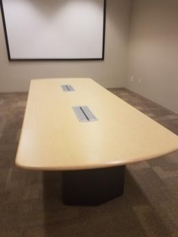 5x22 Steelcase Conference Table
