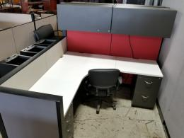 Steelcase 6' x 6' Answer cubicles
