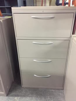 Used Allsteel File Cabinets Furniturefinders