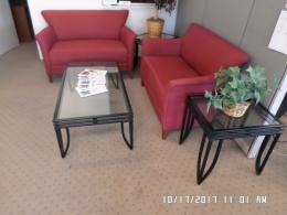 Used Reception set with tables