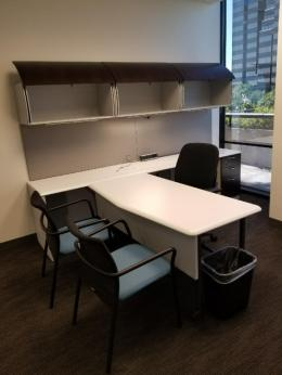 Steelcase Contemporary Private Offices