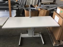 Used Adjustable Height Sit-Stand Desks