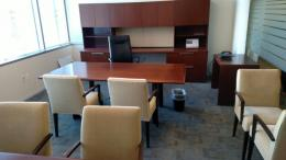 Knoll Executive Private Office Suite