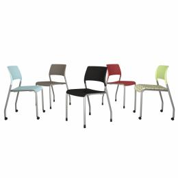 New Stacking Chairs by AIS
