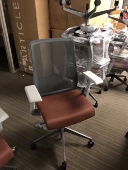 Haworth Very Chairs