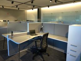 New Modern Cubicles with Glass