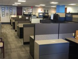 Used Teknion Office Furniture - FurnitureFinders