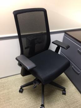 Haworth Very Task Chair Black Gardena Los Angeles