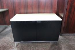 Florence Knoll Marble Top Storage Credenza