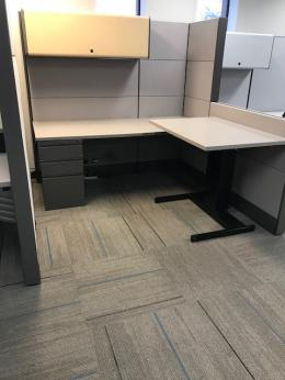 Herman Miller Ethospace Workstations Detroit Farmington Hills Michigan