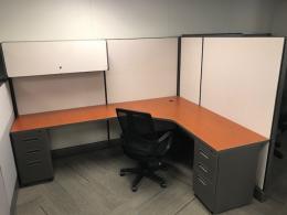 Herman Miller AO2 workstations