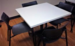Lunch Room Cafe Tables
