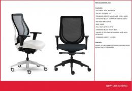 Allseating You Mesh Task Chair