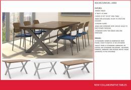 New Spec Annex Series Tables