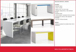 New Spec Endzone Series Tables