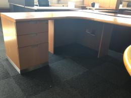 Decca Basis U-Shaped Desk