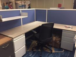 Office Bargain Cubicles -  Used Pricing