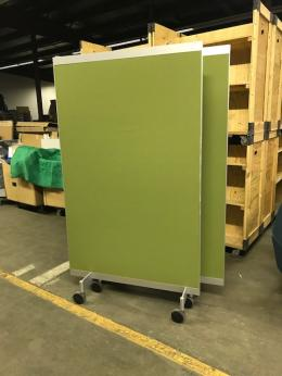 USED MOBILE PRIVACY PANELS