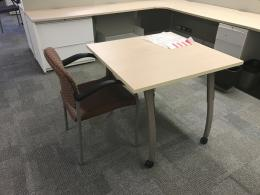 Mobile Teknion Tables