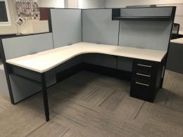 Haworth Compose used cubicles