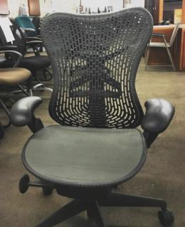 Herman Miller Mirra Task Chairs. Round Rock, Texas ...