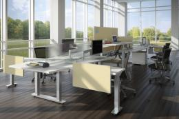 Sit to Stand Benching Workstations