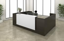 Custom and Stock Reception Desks - NEW!