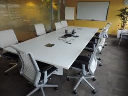 12' Steelcase Conference Table