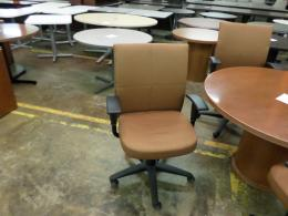 Used Steelcase Turnstone Conference Chairs