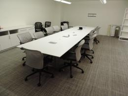 16' Herman Miller Conference Table