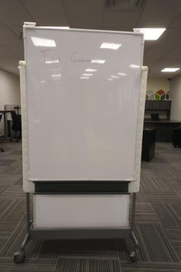 Steelcase Huddleboards with Mobile Carts