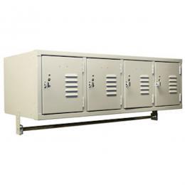 COE Office Source Wall Mount Lockers